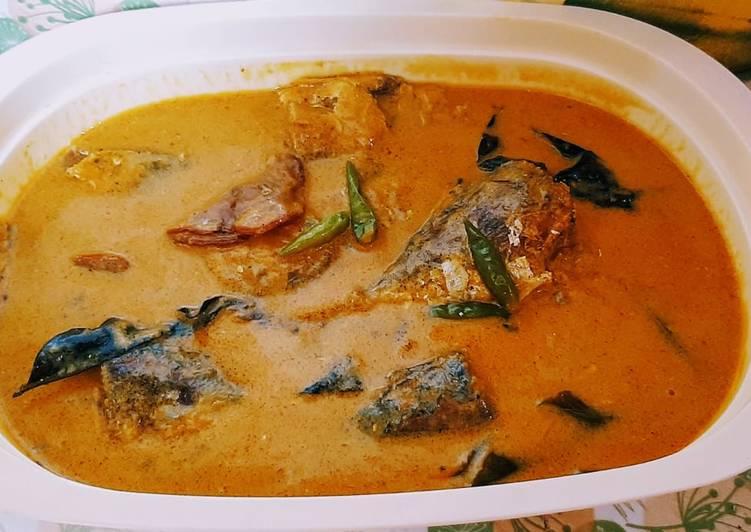 Gulai ikan kembung