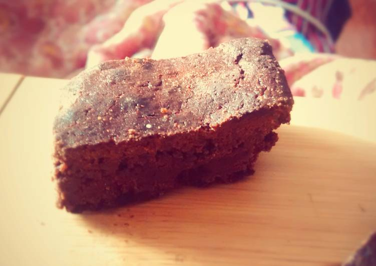 Deep Dark Brownies!