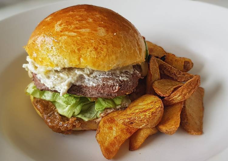 55• 🍔 Buns à Burger 🍟