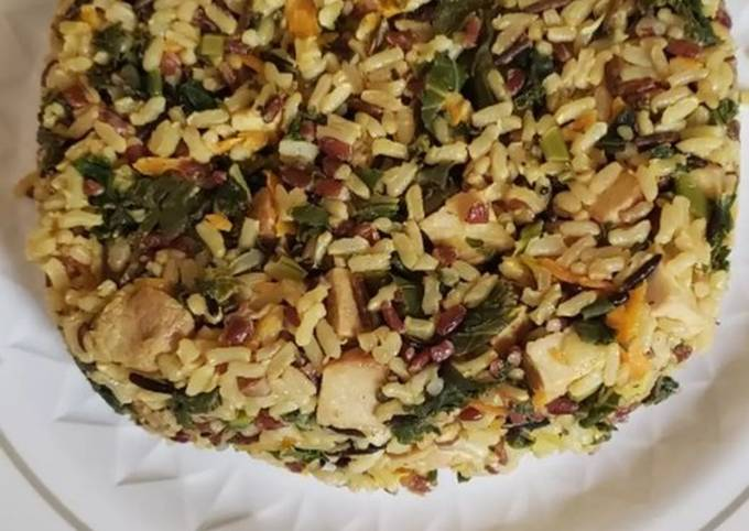 Chinese healthy rice /