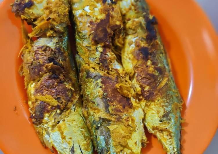 Ikan bakar teplon