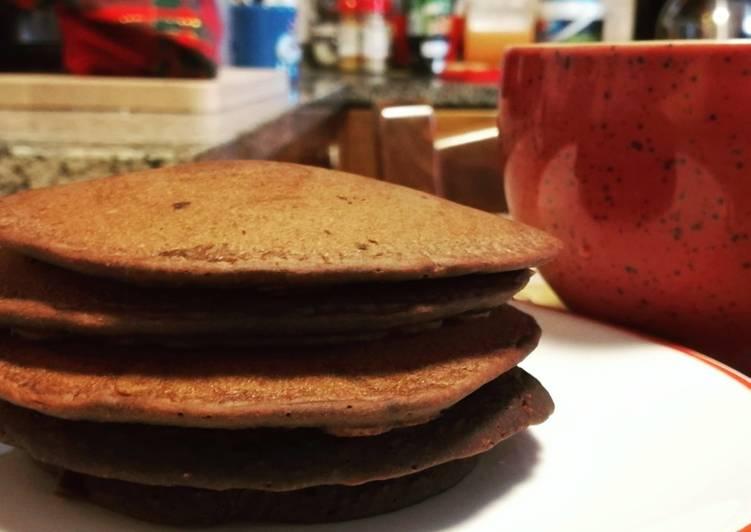 Pancakes light al cacao
