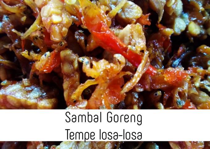 sambel goreng tempe losa-losa - resepenakbgt.com