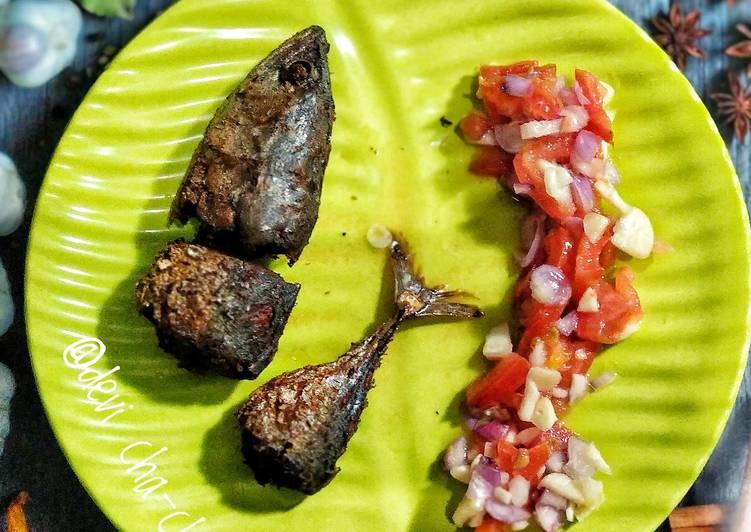 33).Dayah Deho Sambal Dabu-Dabu (Ikan Tongkol/Tuna Suku Bajo) 🐟