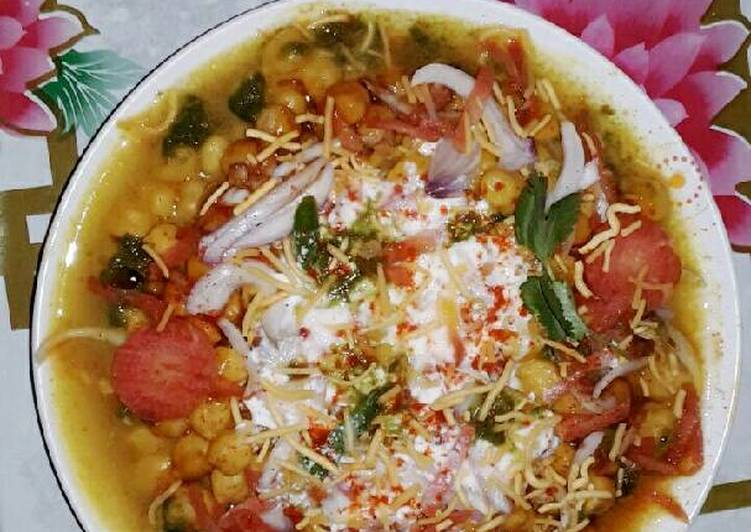 Use Food to Boost Your Mood Tikki Chaat