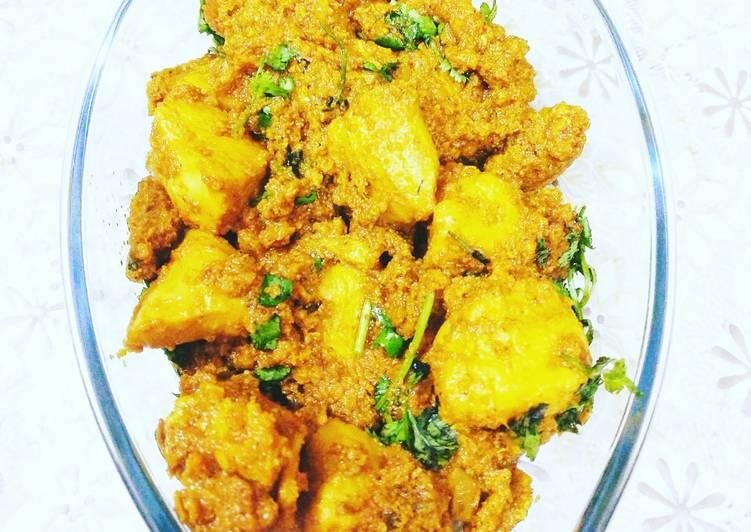 Dry Masala Chicken