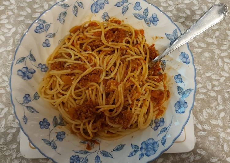 How to Boost Your Mood with Food Jack's Vegan Spaghetti Bolognese