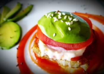Easiest Way to Recipe Tasty Avocado burger