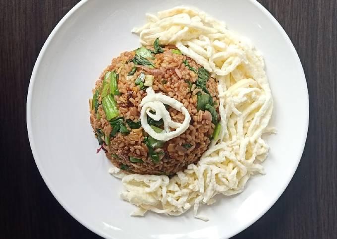 Nasi Goreng Sehat