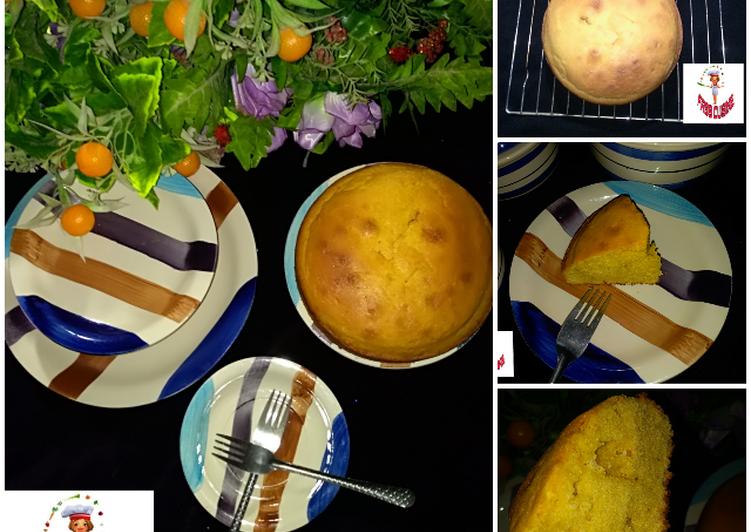 Steps to Prepare Award-winning Vanilla cake