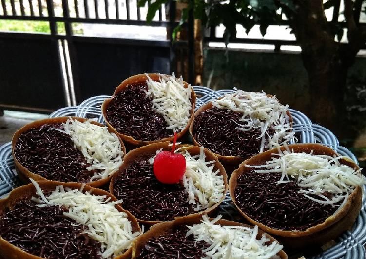 Martabak Mini Coklat
