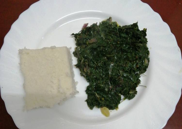 Step-by-Step Guide to Prepare Ultimate Cowpeas leaves /kunde