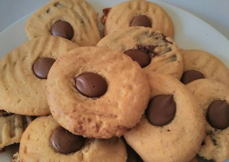 Cookies Susu Nutella