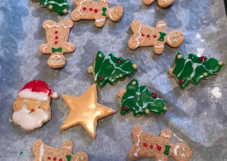 How to Make Perfect Cookies de Noël