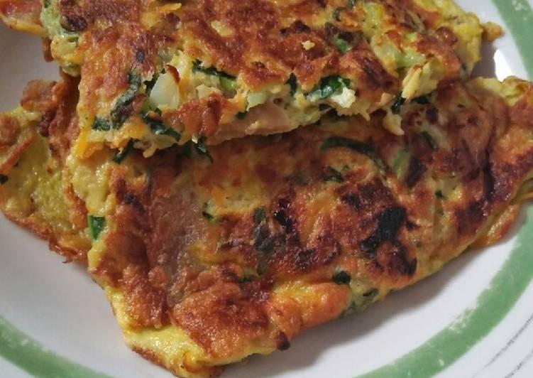 Telur omlet
