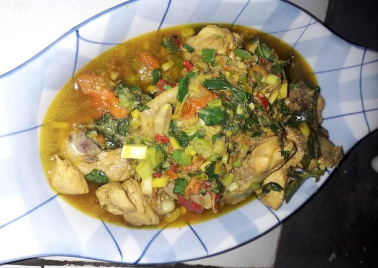 Ayam Woku Ala akuhhh 😘