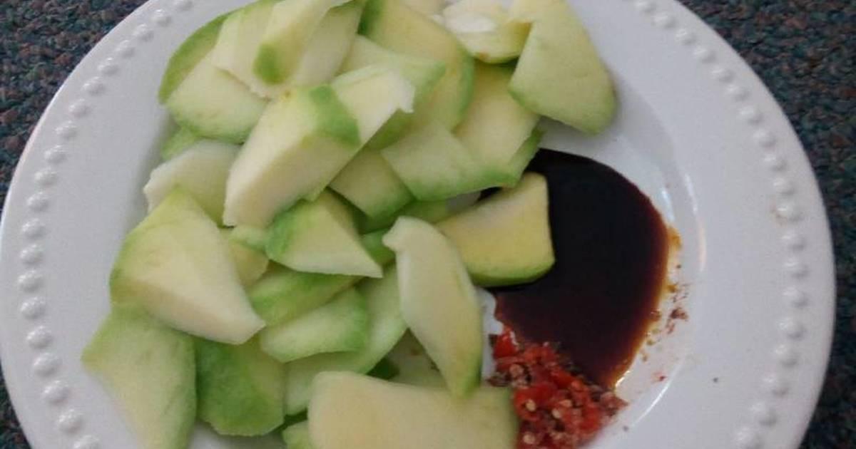 60 Resep Rujak Mangga Kecap Enak Dan Sederhana Ala Rumahan Cookpad