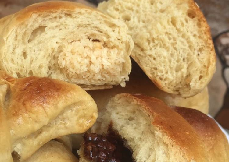 Easiest Way to Prepare Super Quick Homemade Home-baked Bread rolls