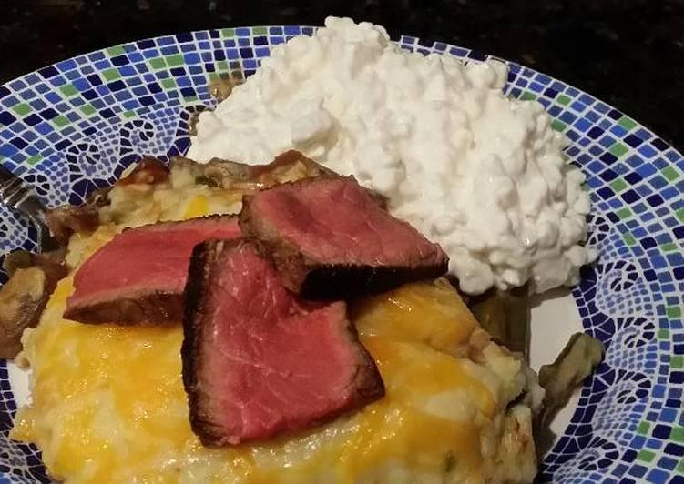 Recipe of Ultimate Tasty Brad's cottage pie