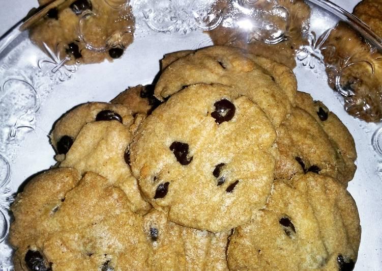 Vanila Chocochips Cookies