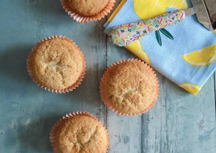 How to Make Favorite Spiced Mango Muffins