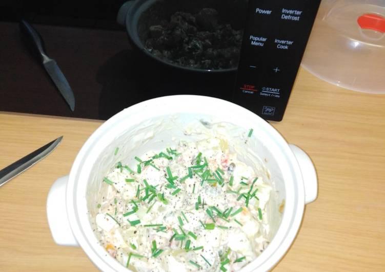 How to Prepare Most Popular Potatoe Salad