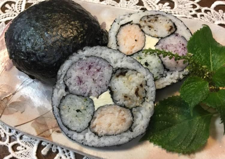 Japanese Surprise Rice Ball