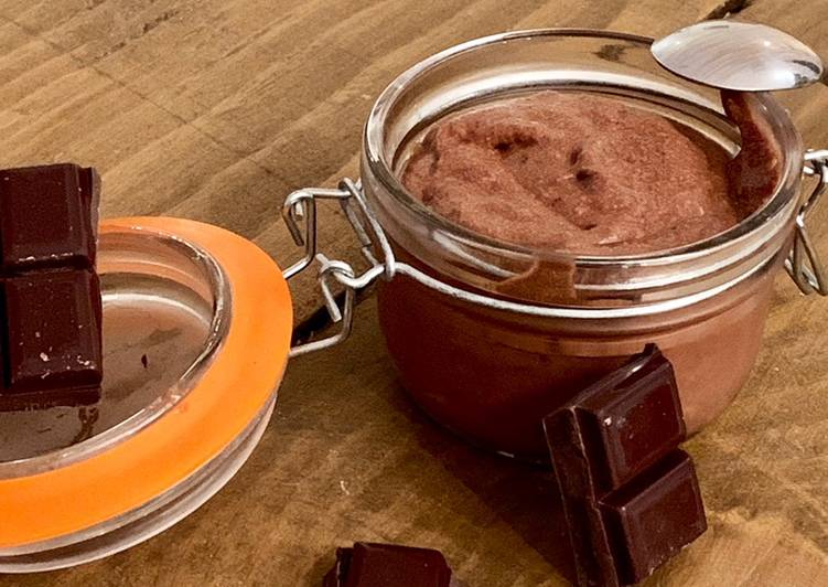 Recette Des Mousse au chocolat simplissime