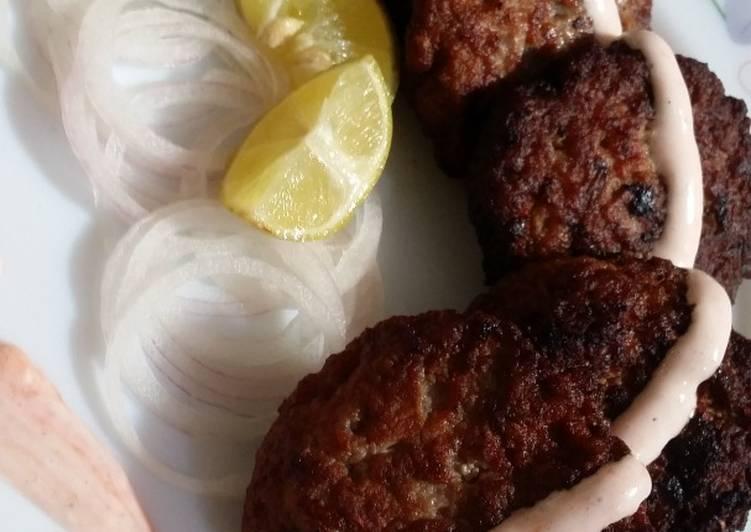 Old Fashioned Dinner Easy Royal Kachey qeema ka kabab