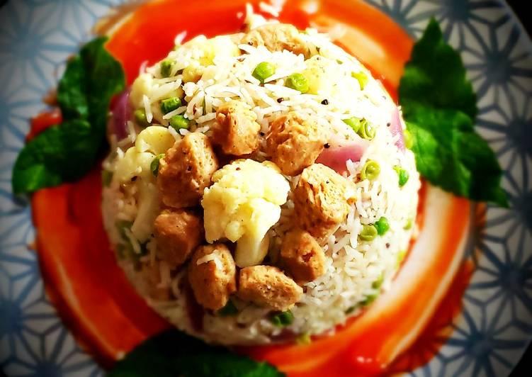 Nutri cauliflower rice
