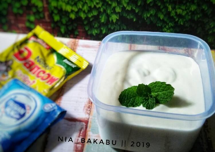 Whipping Cream (2bahan)
