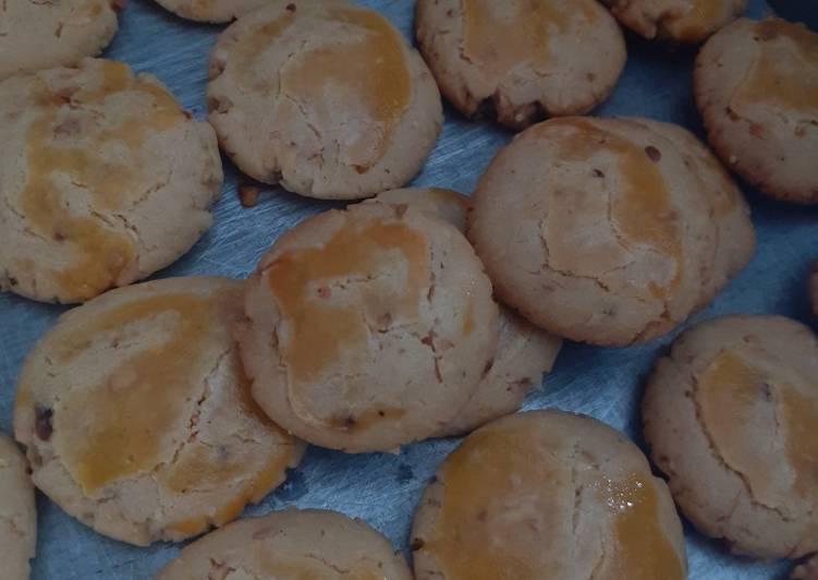 Peanut Cookies (Kue Kering Kacang)