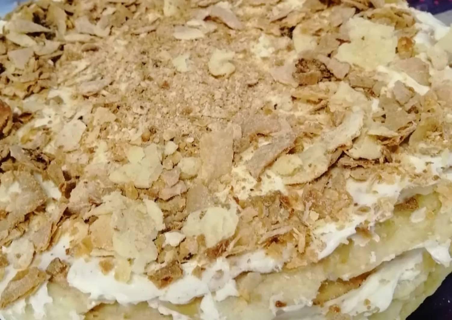 юли торт наполеон без яиц рецепт с фото чипсы начос рецепты