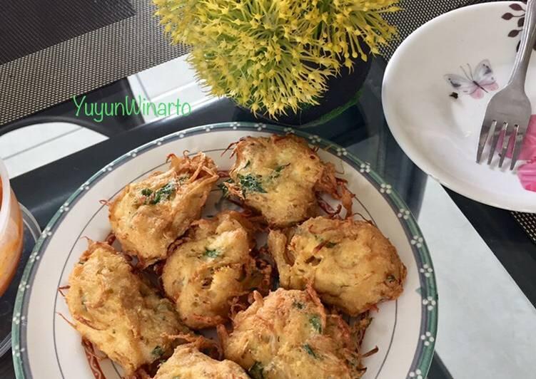 Perkedel Tahu Jabrik #ketofy - cookandrecipe.com