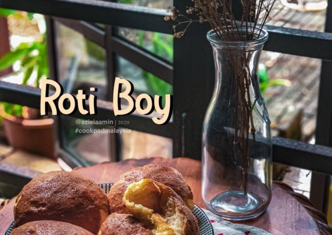 Roti Boy pilihan anak-anak