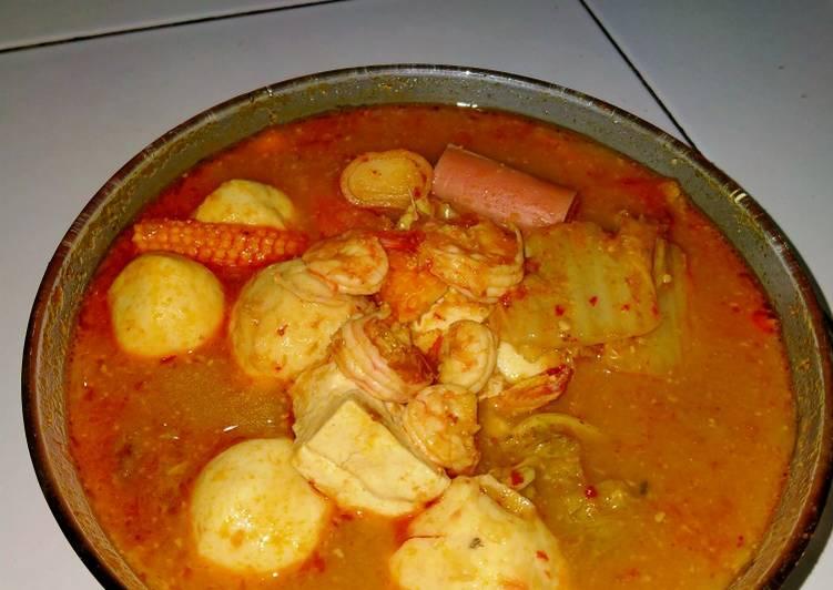 Resep Tomyam Seafood, Sempurna
