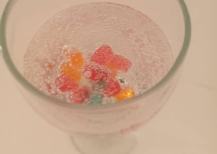 Sprite jelly