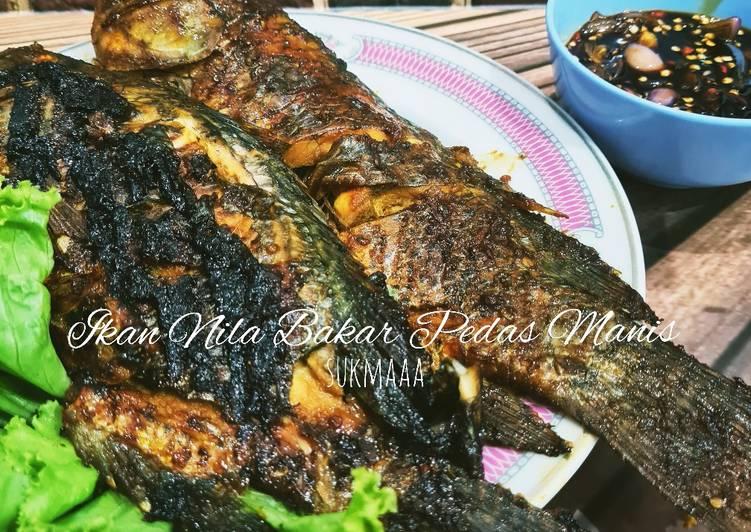 Masak Ikan Nila Pedas Manis : Ikan nila merupakan jenis ...