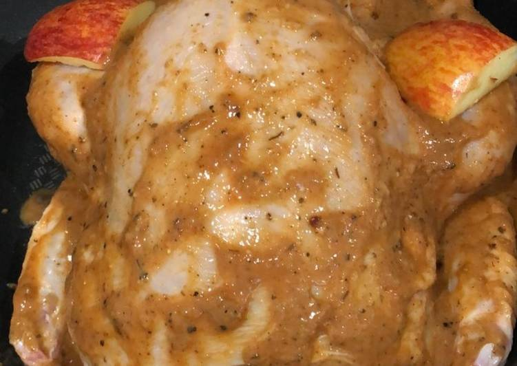 Steps to Prepare Homemade Apple charga