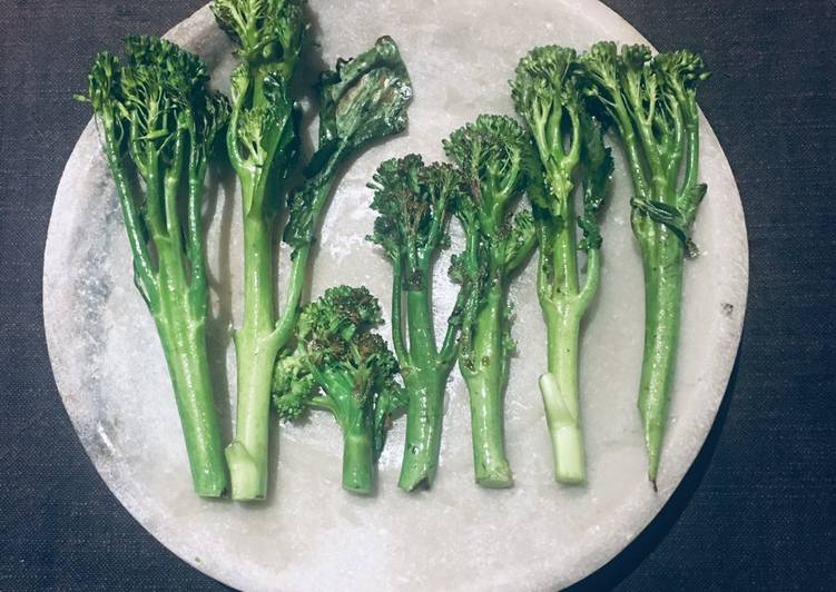 Tenderstem broccoli trees 🌱🌳
