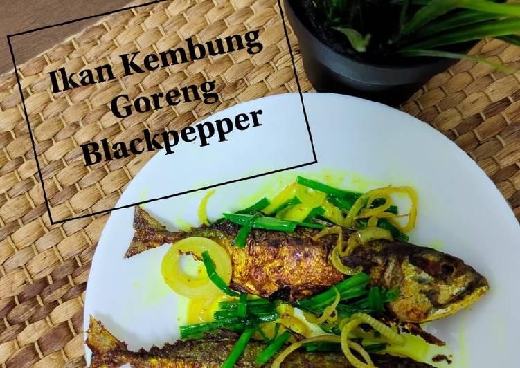 Ikan Kembung Goreng Blackpepper