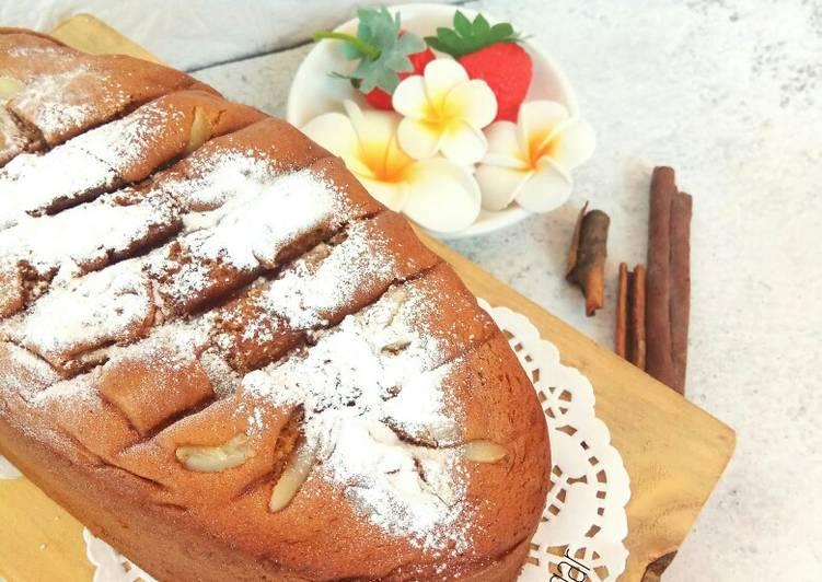 ONTBIJTKOEK (Cake Rempah)