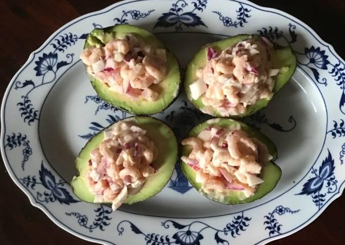 California Farm Avocado Shrimp Salad
