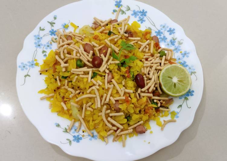 Indori Poha !! - Laurie G Edwards