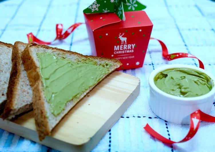 Easiest Way to Prepare Tasty Matcha Spread