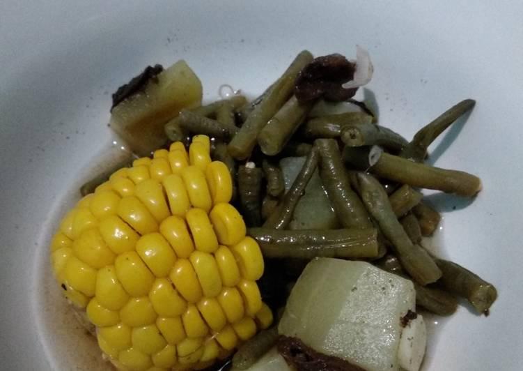 Sayur Asem Seger Simple
