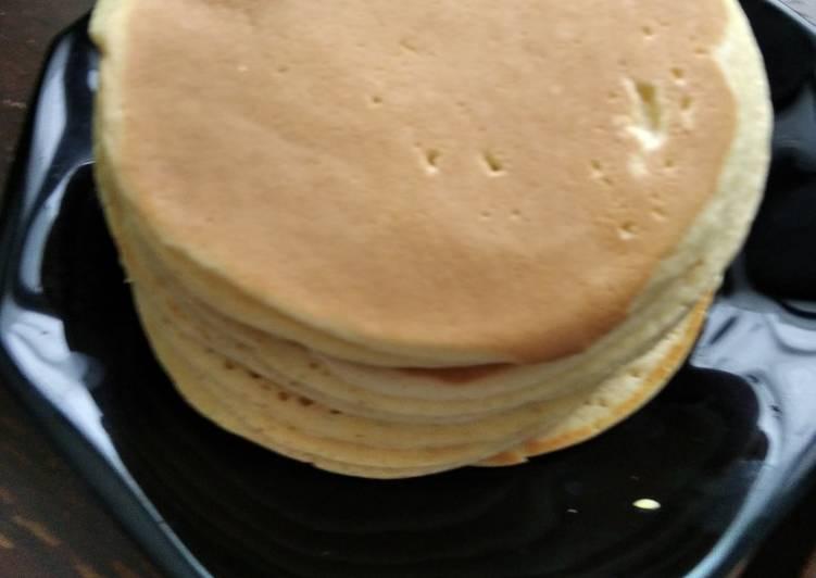 Recette Délicieuse Pancakes moelleux