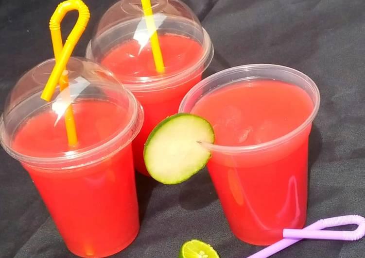 Easiest Way to Prepare Award-winning Water melon mimosa
