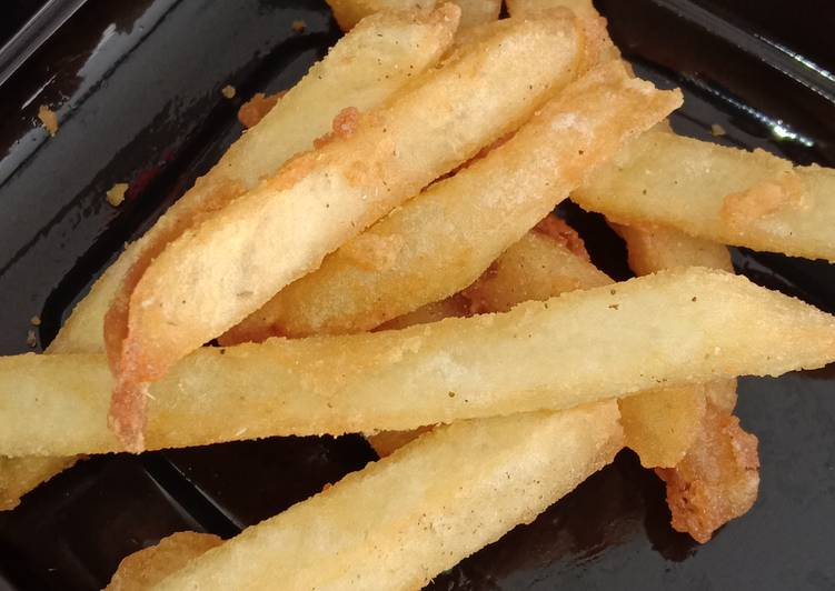 Easiest Recipe: Appetizing French fries
