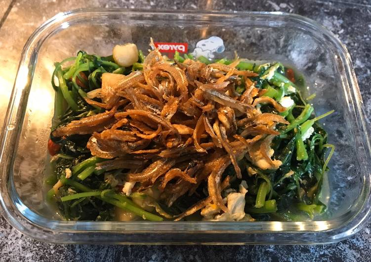 Spinach Stir Fry